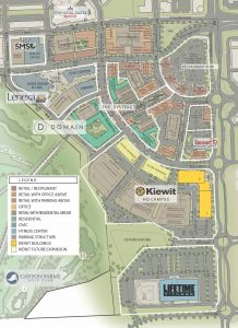 City Center Lenexa Site Plan