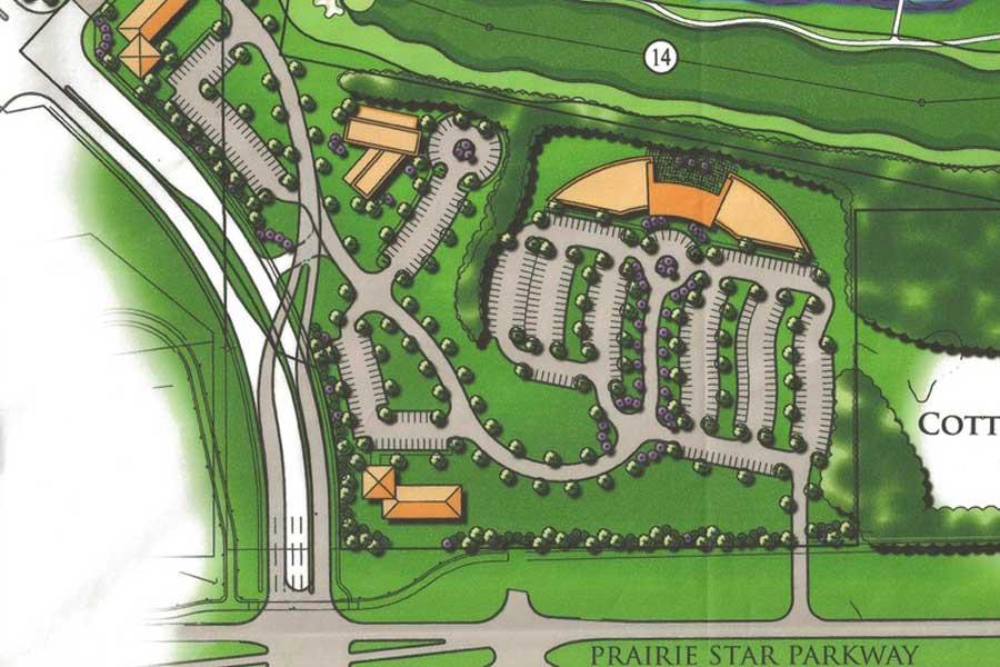 Prairie Star Pky & Ridgeview Rd Master Plan