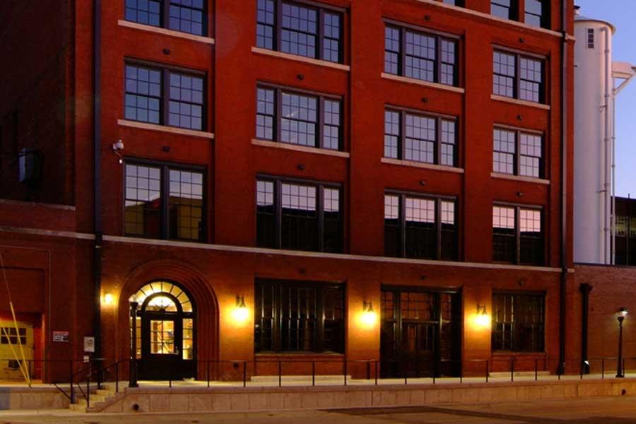 Sewall Paint Building
