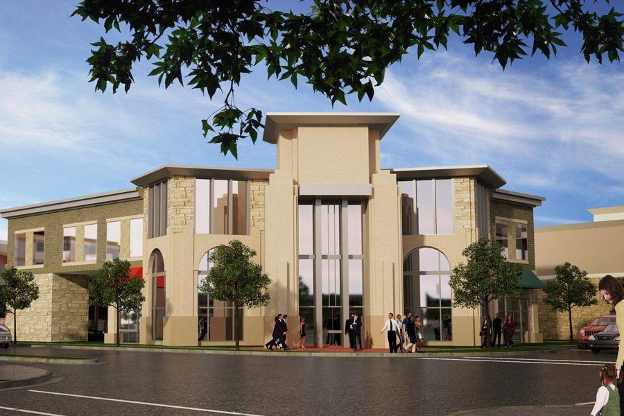 City Center Lenexa Bank Building