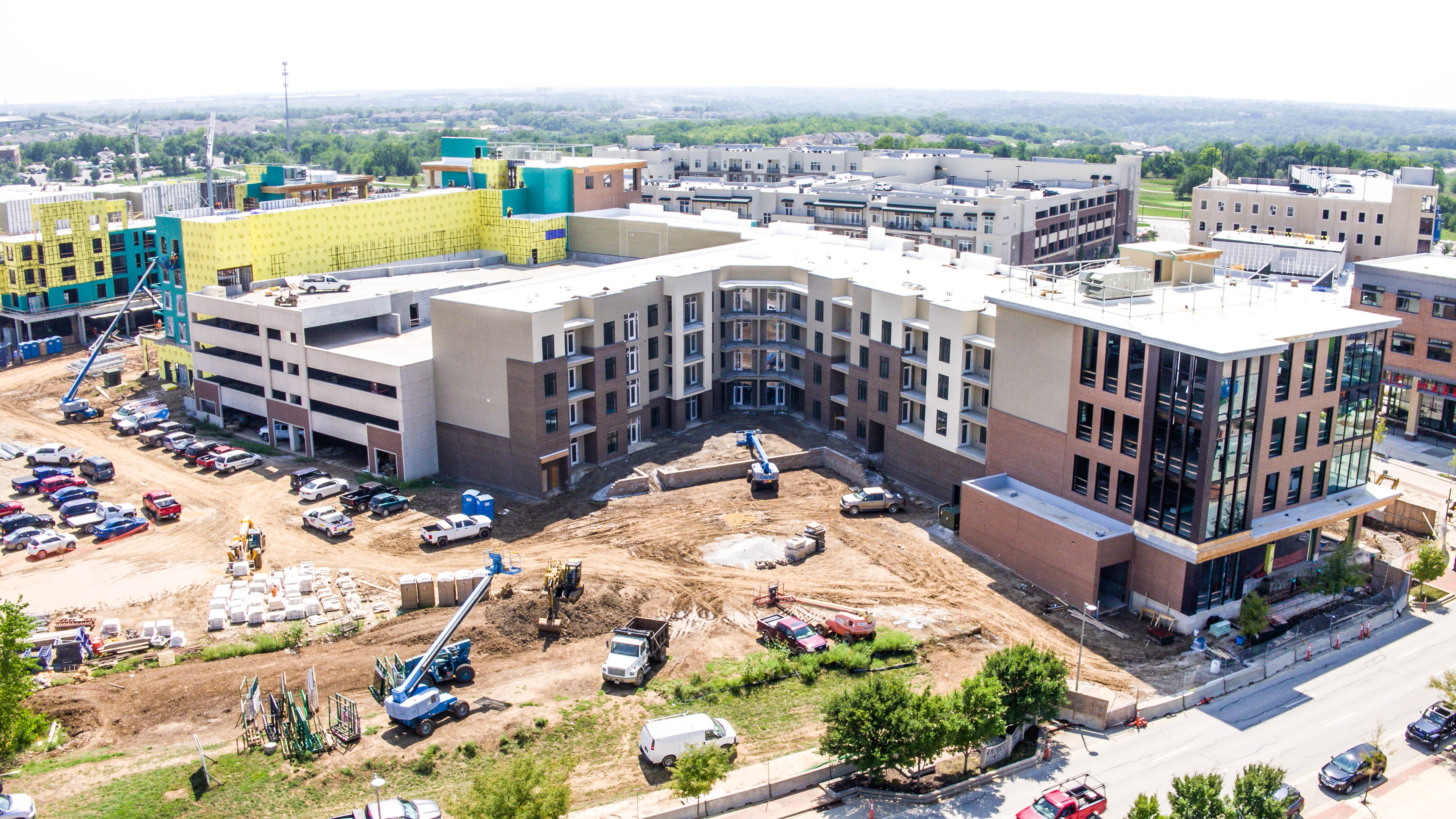 The District at City Center Lenexa