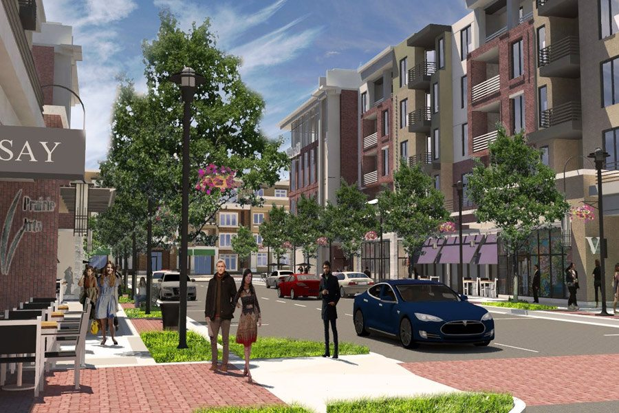 City Center Lenexa - The District