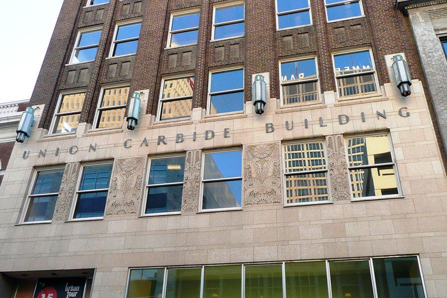 Union Carbide Condominiums