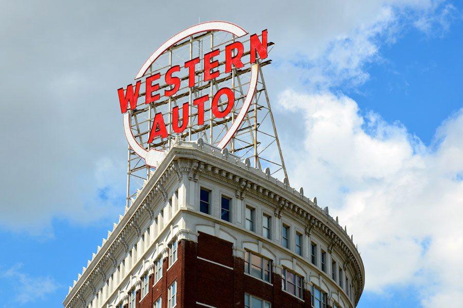 western-auto-building