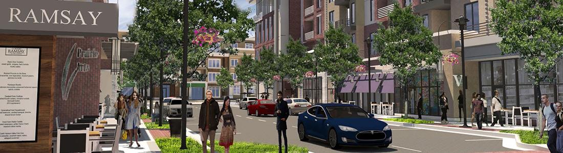 City Center Lenexa Mixed-Use Kansas City