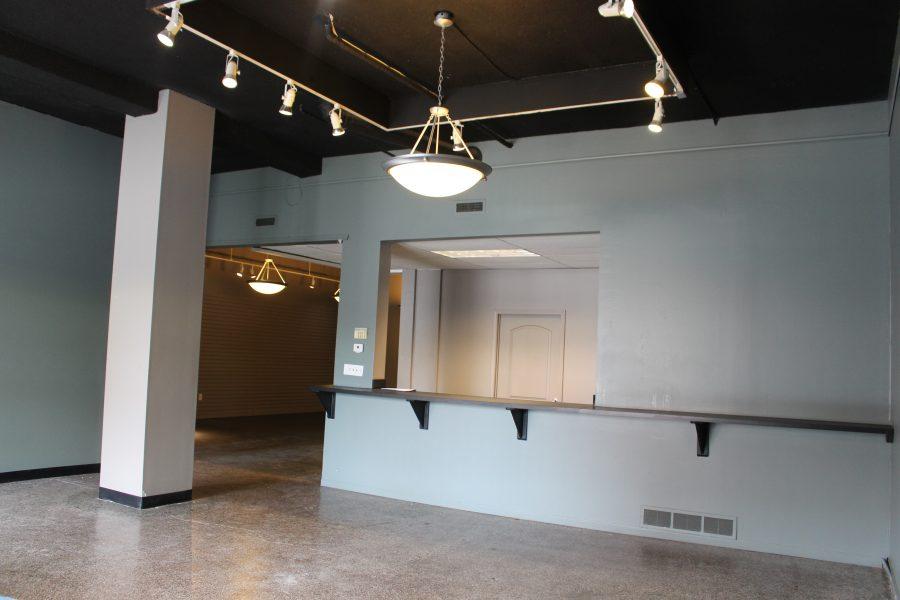 207 westport road - 1st floor interior