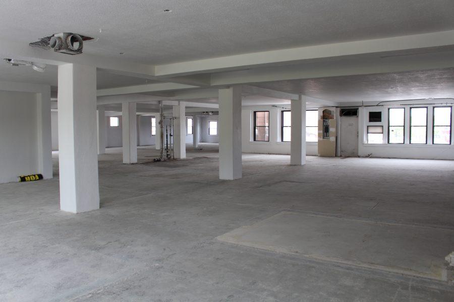 207 westport road - 2nd floor interior