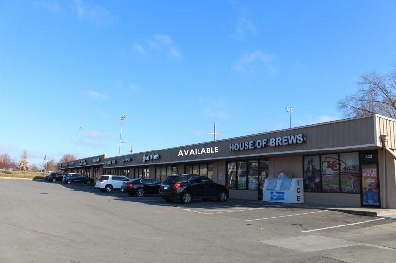 Ridgeview North shops